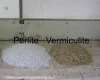 Photo of perlite and vermiculite for seed starting mix