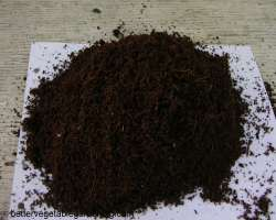 Photo of coconut coir seed starting mix