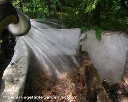 Photo of how to compost water