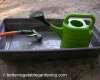 Photo of equipment for watering seedlings