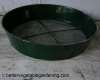 Photo of steel potting sieve
