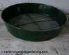 Photo of steel potting sieve
